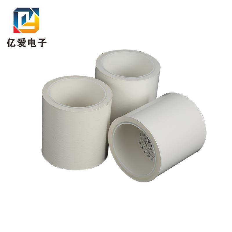 PE橡胶奶白膜
