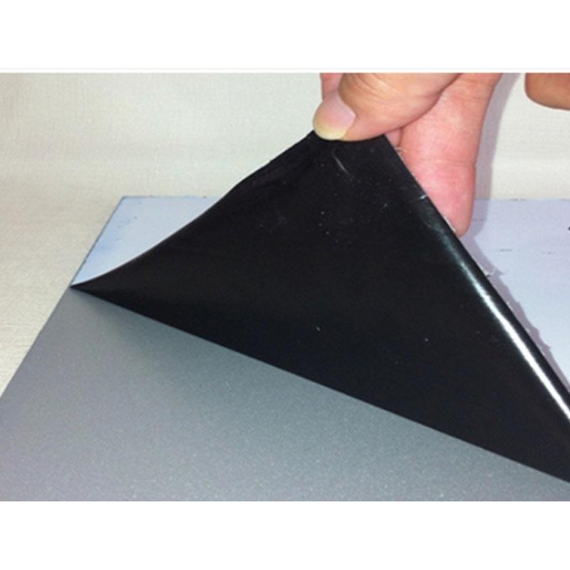 PE橡胶黑白膜