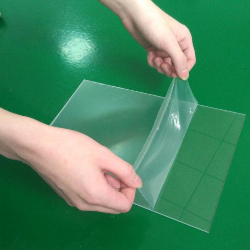 PE静电膜 贴服板材